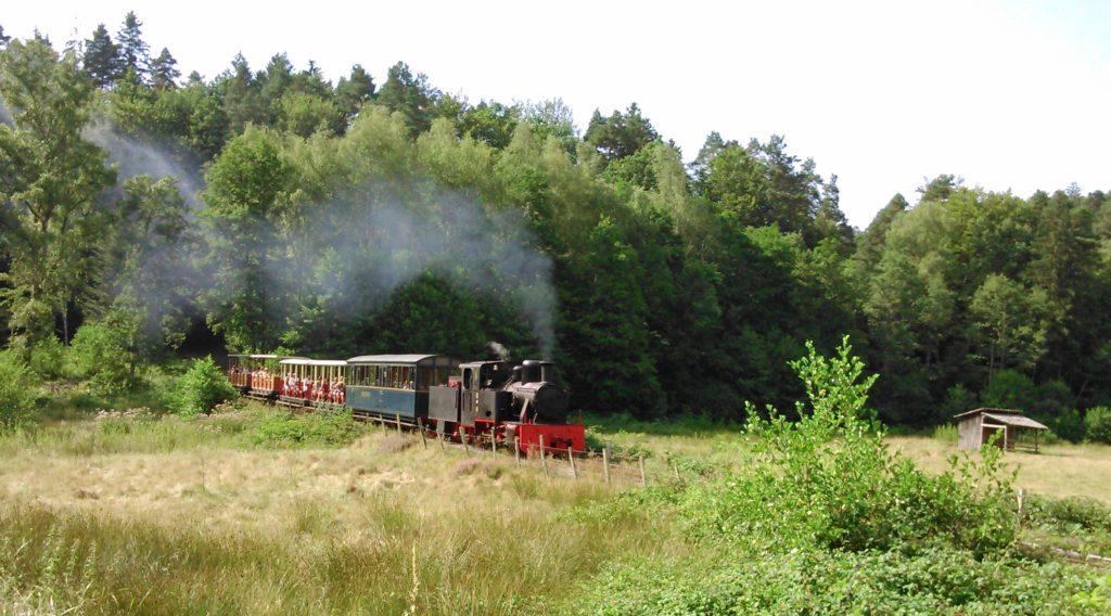 Train forestierd'Abreschwiller