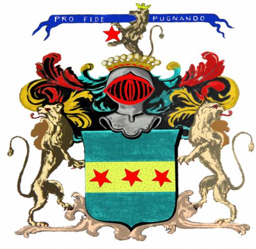 Blason de la famille De Martimprey de Romécourt